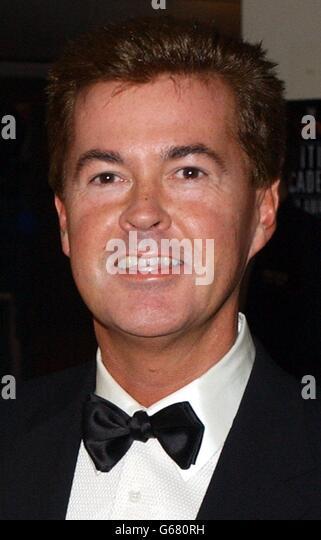 ORANGE BAFTAS Simon Fuller - Stock Image