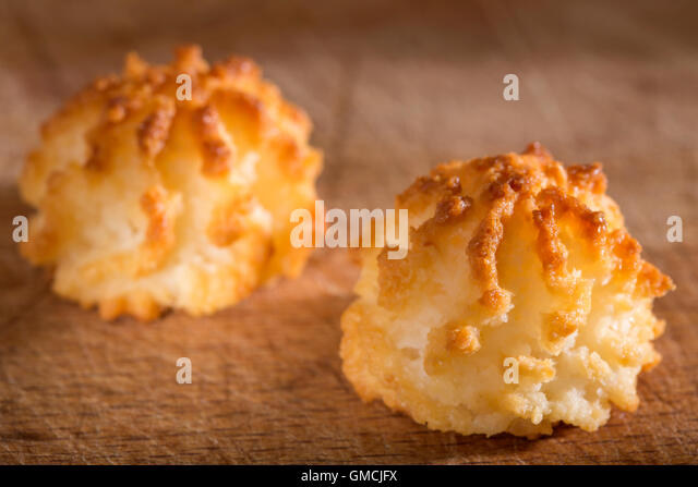 Coconut Macaroons Stock Photos & Coconut Macaroons Stock Images ...