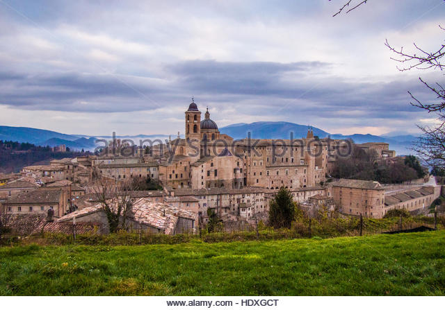 an overview of the city of urbino Love in the time of cholera : novel summary: comes without dignity and makes no distinction between a criminal like saint-amour and a city aristocrat like urbino.