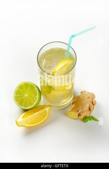 Ginger Lemon Tea Ready To Drink For Sale