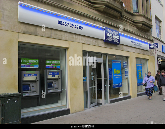 The Address Of The Bank Or Building Society Halifax