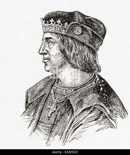 Ferdinand II of Aragon, Ferdinand the Catholic, 1452 – 1516. - Stock Image