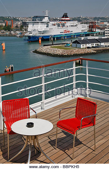 cruise ship normandy stock photos cruise ship normandy stock images alamy. Black Bedroom Furniture Sets. Home Design Ideas