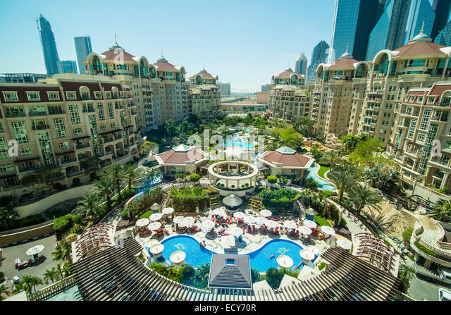 Five star hotel dubai stock photos five star hotel dubai for Top five star hotels in dubai