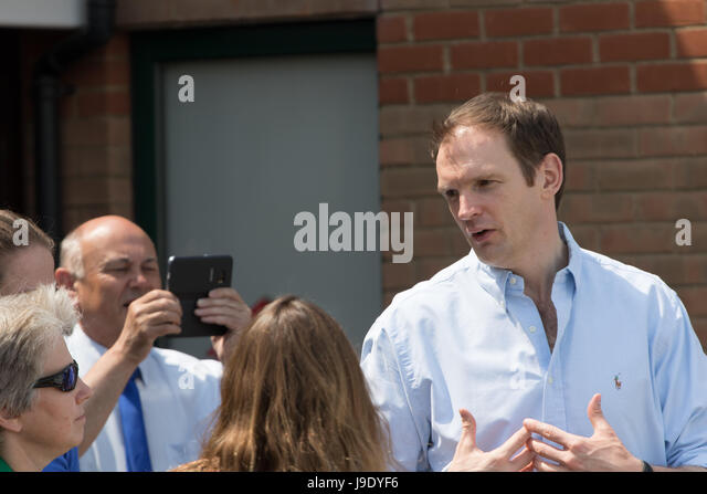 MP for Central Suffolk and North Ipswich at the annual Framlingham Gala Parade - Stock Image