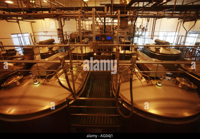 Tillamook Cheese Factory, Oregon, USA - Stock Image