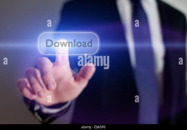 Download button - Stock-Bilder