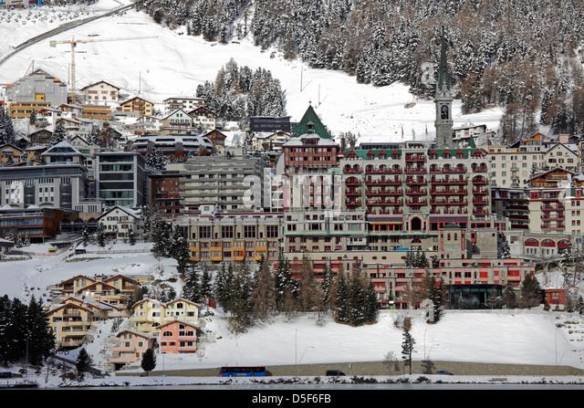 Badrutt S Palace Hotel St Moritz St Moritz Schweiz