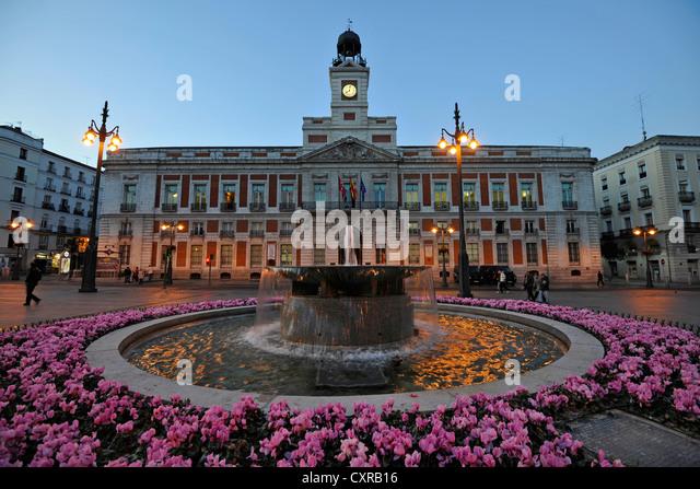 Presidencia stock photos presidencia stock images alamy for Correo comunidad de madrid