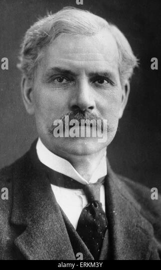 The Right Honourable James Ramsay MacDonald, JP, MP  Circa 1924 - Stock Image