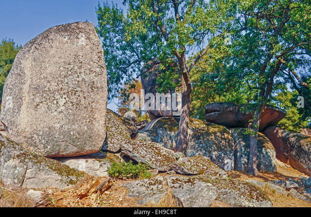 Megaliths - Stock Image