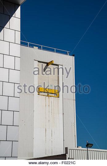 Contemporary building, Sydney, Australia - Stock Image