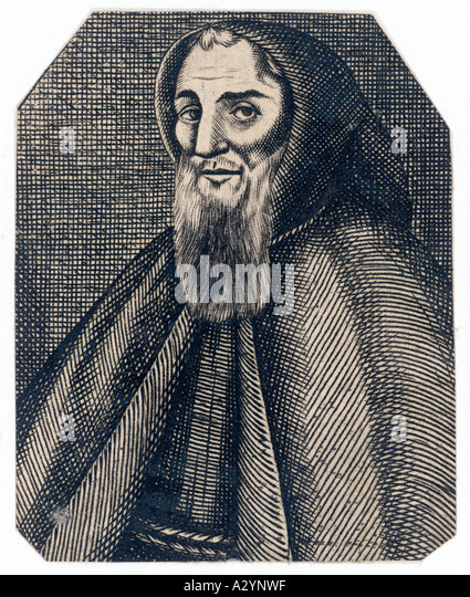Chaucer Anon - Stock Image