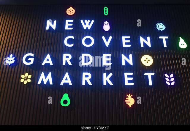 EDITORIAL USE ONLY General views of the new Flower Market at New Covent Garden Market in Nine Elms Lane, London. - Stock Image