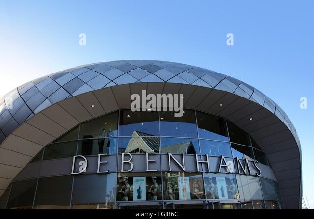 The Arc shopping centre, Bury St Edmunds, Suffolk - Stock Image
