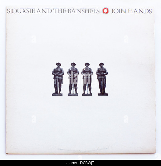 Siouxsie and the banshees influences