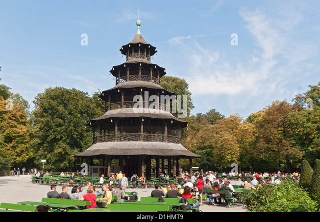 chinesischer pavillon stock photos chinesischer pavillon stock images alamy. Black Bedroom Furniture Sets. Home Design Ideas