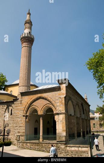Bursa Turkey Anatolia Bursa Muradiye Stock Photos & Bursa ...