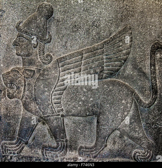 Winged Sphinx Stock Photos & Winged Sphinx Stock Images