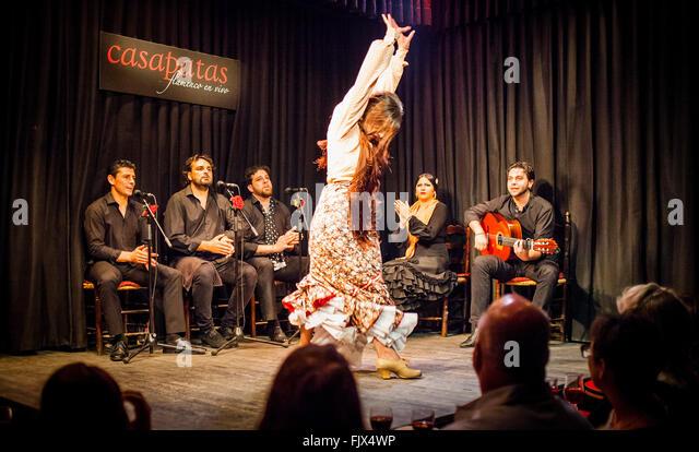 Tablao flamenco stock photos tablao flamenco stock images alamy - Casa patas flamenco ...