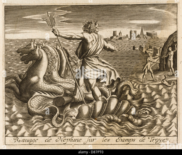 troy poseidon In greek mythology the trojan cetus was a giant sea-monster sent by poseidon  to plague the land of troy as punishment for king laomedon's refusal to pay.
