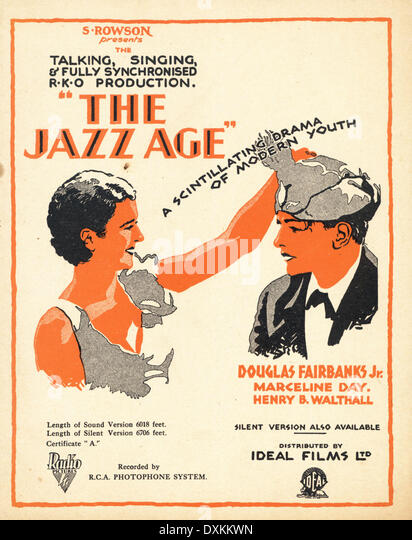 Jazz Age Stock Photos Amp Jazz Age Stock Images Alamy