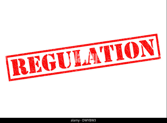 government regulation Welcome to osha's law and regulations page the codification of final rules published by the executive departments and agencies of the federal government.