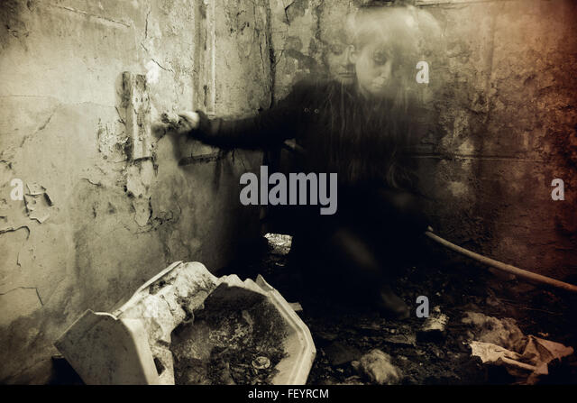 Horror - Stock Image