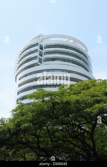 Camden Medical Center. Singapore. - Stock Image