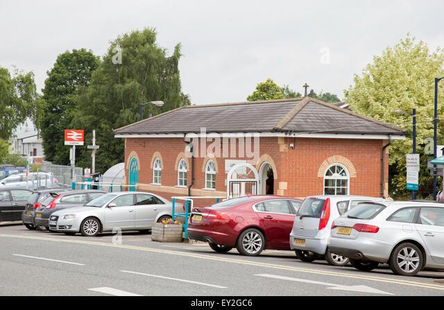 Ludlow Train Station Car Park