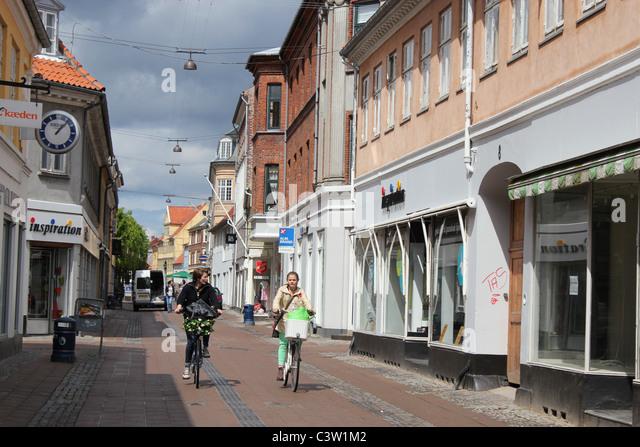 city piger Helsingør bio Århus C.