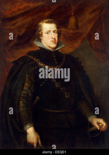 Philip Black King Bedroom Set: King Philip Iv Of Spain Stock Photos & King Philip Iv Of
