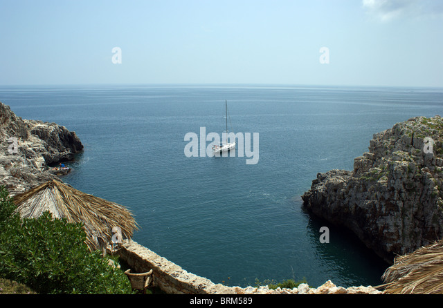 coastline - Stock Image