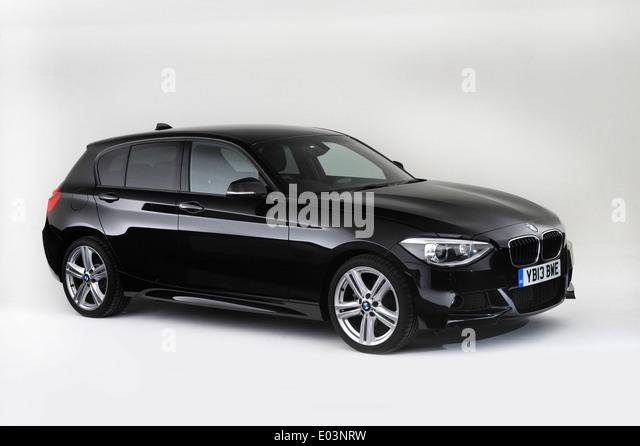 2013 BMW 118d - Stock Image