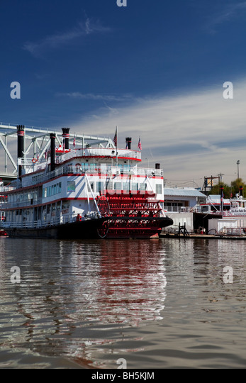 Riverboat Neon Sign