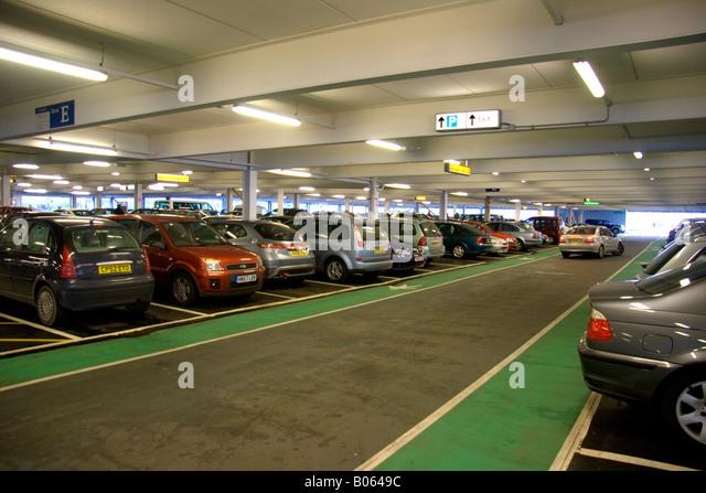 Car Park Near Southampton Airport