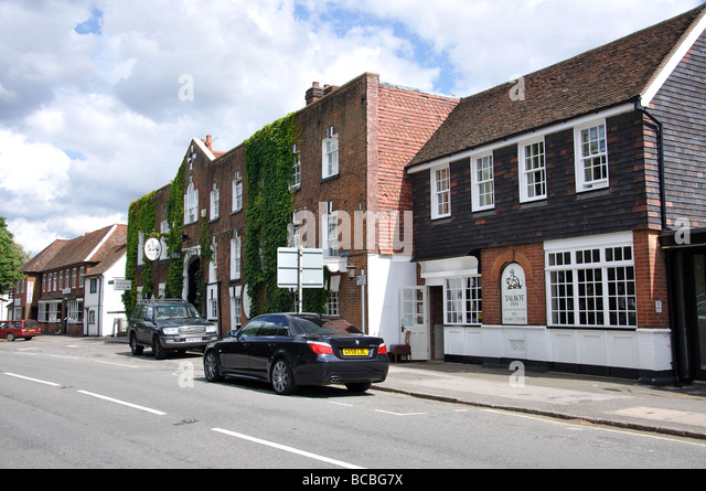 Ripley United Kingdom  city photos gallery : Ripley High Street Stock Photos & Ripley High Street Stock Images ...