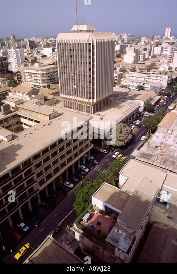 an overview of senegal Economy of senegal dakar, senegal's place de l'indépendance : a center of government, banking and trade in the background is the commercial port and the tourist area, gorée island.