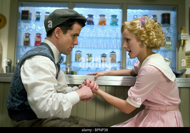 CHRISTIAN CAMPBELL & KRISTEN BELL REEFER MADNESS (2005) - Stock Image