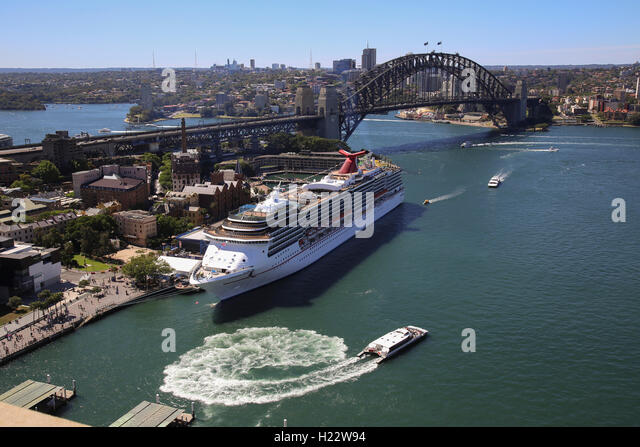 Carnival Cruise Ship Australia Stock Photos & Carnival ...