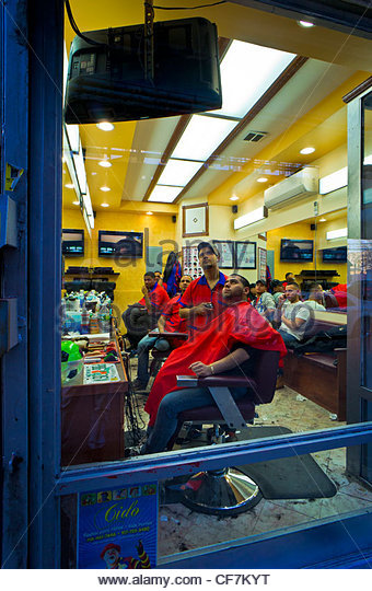 Barber Shop New York Stock Photos & Barber Shop New York Stock Images ...
