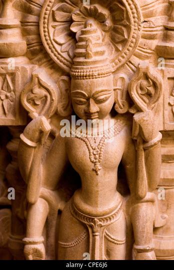 Jain Temple, Jaisalmer, Rajasthan, India, Asia - Stock-Bilder