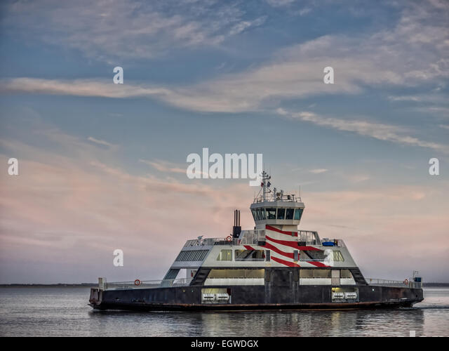 Ferry Esbjerg To Fano Island