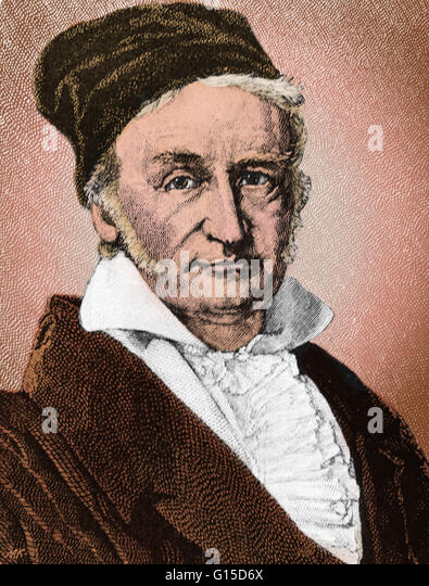 A biography of carl gauss a german mathematician and scientist