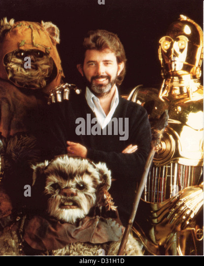George Lucas - Stock Image