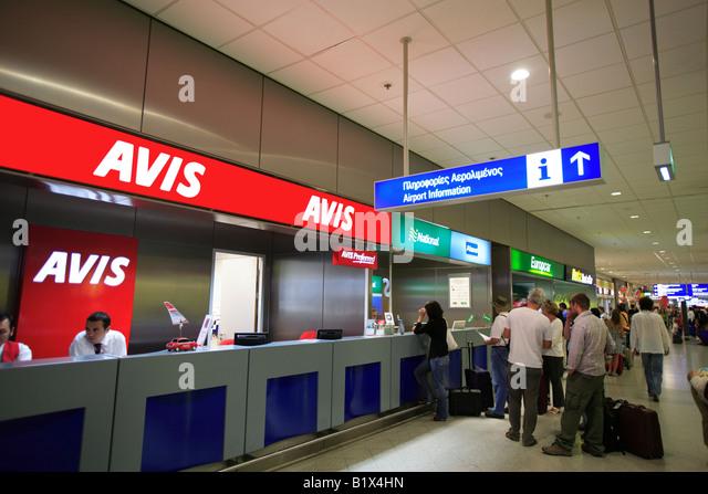 Alamo rental car return las vegas airport