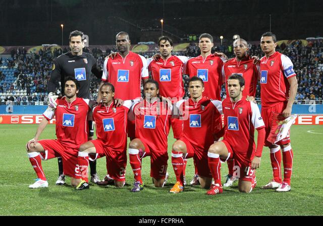 SC Braga: Sporting Braga Stock Photos & Sporting Braga Stock Images