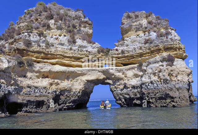 Rocky coast - Stock Image
