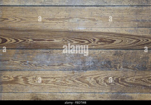 Close-Up Of Wooden Plank - Stock Image