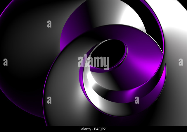 abstraction 3D abstract - Stock Image